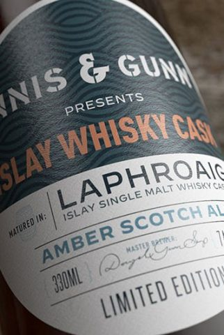 Islay whisky cask release