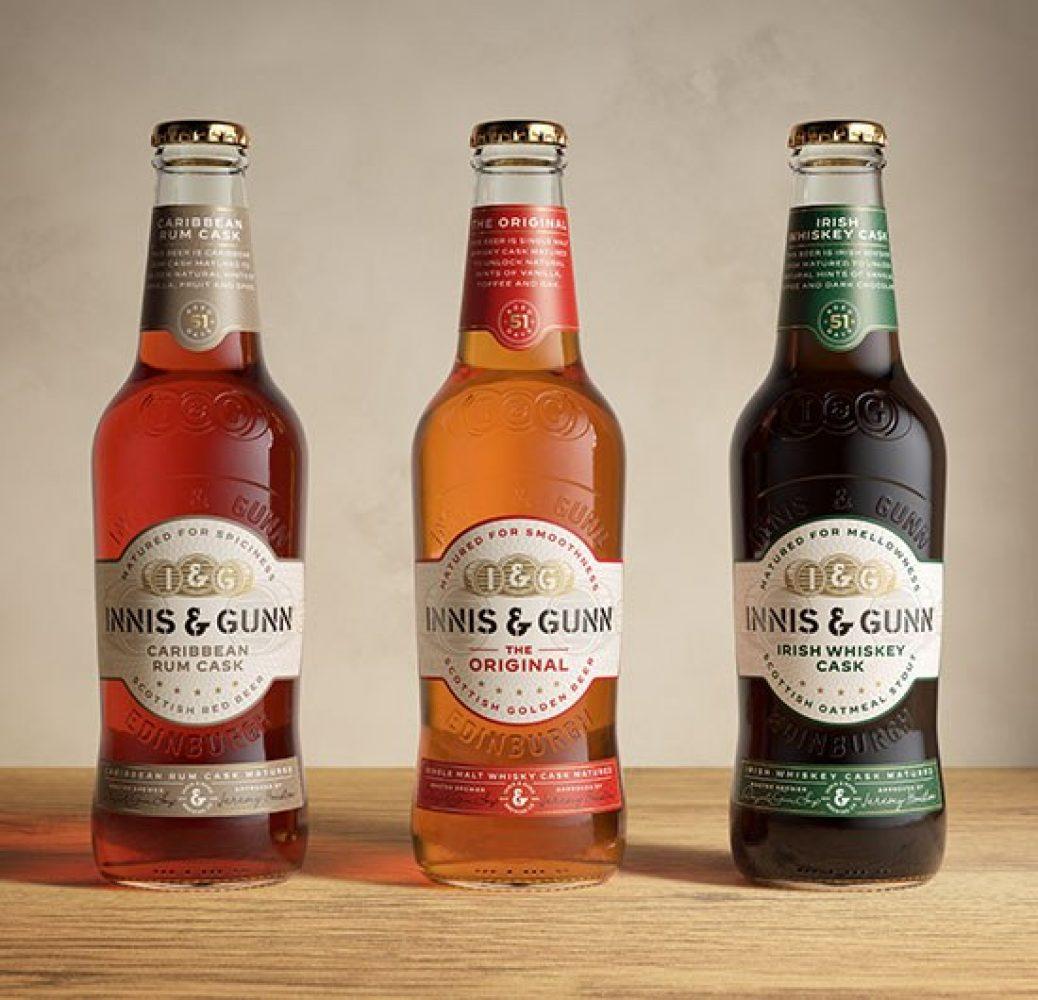 3 bottle range