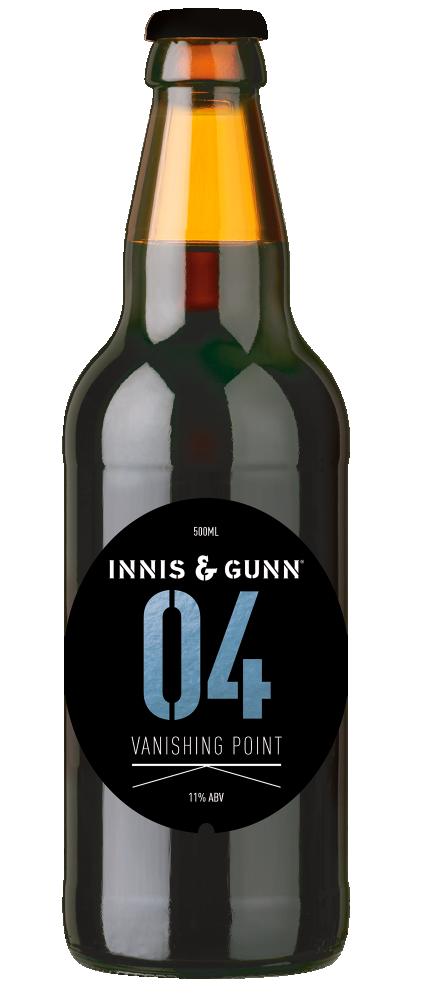 Vanishing point 004 bottle
