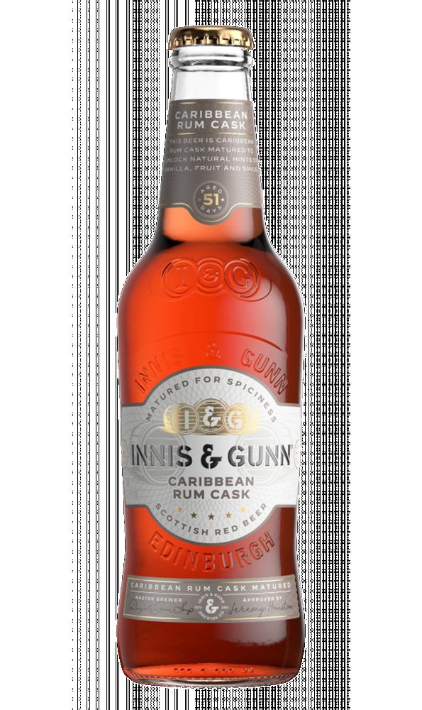Innis gunn caribbean rum cask 330ml bottle